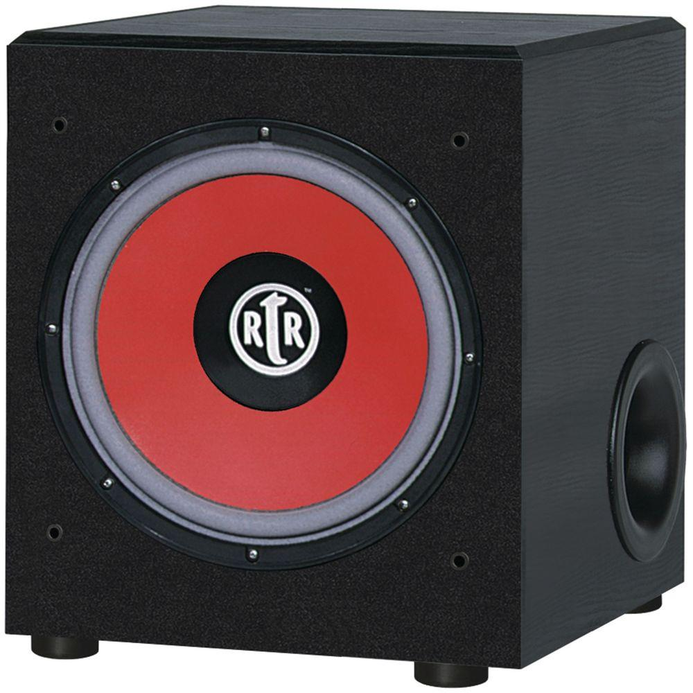 12 in. RTR Eviction Series Front Firing Powered Subwoofer