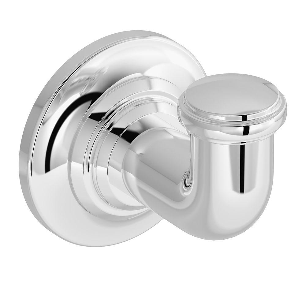 Winslet Single Robe Hook in Chrome