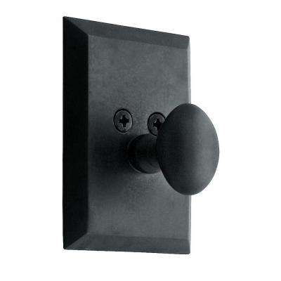 New York Single Cylinder Oil-Rubbed Bronze Deadbolt