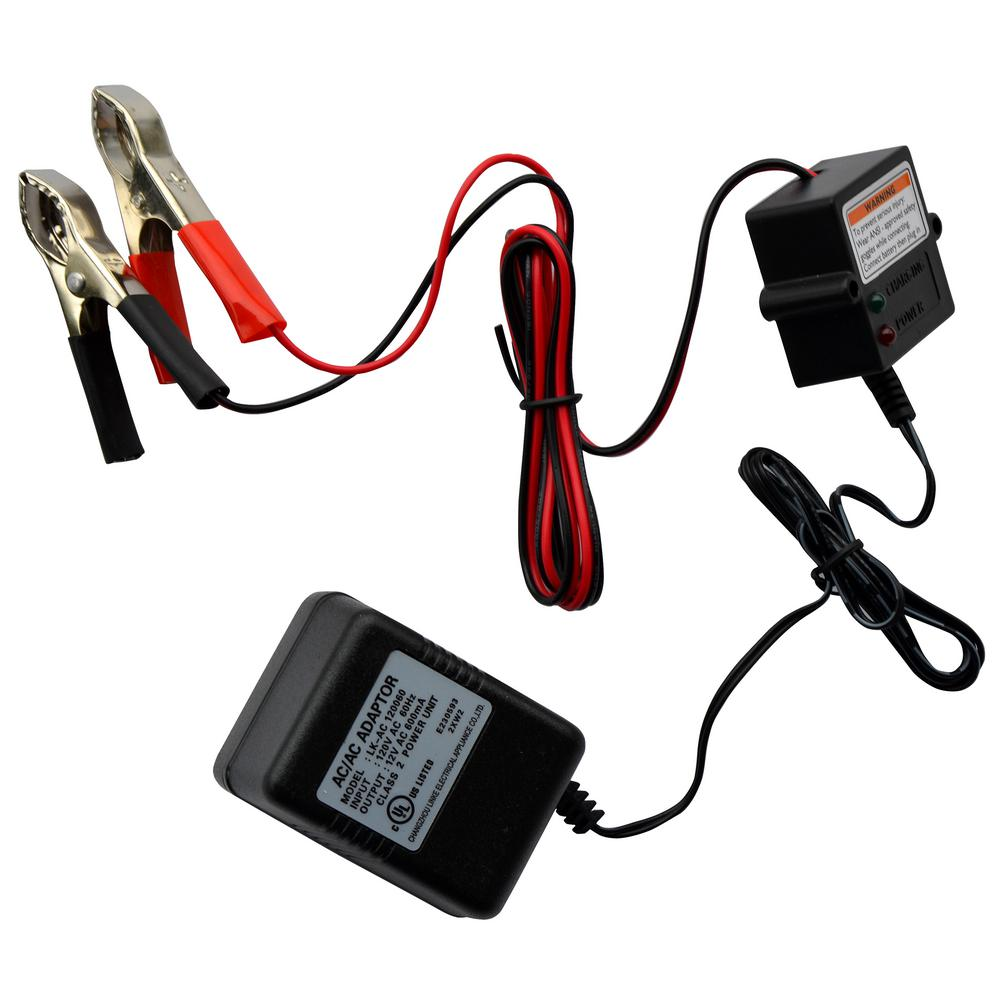 Ultra Performance 12 Volt Automatic Battery Float Charger 35000 6v 12v Circuit Constant Current Lead