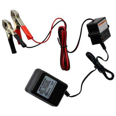 12-Volt Automatic Battery Float Charger