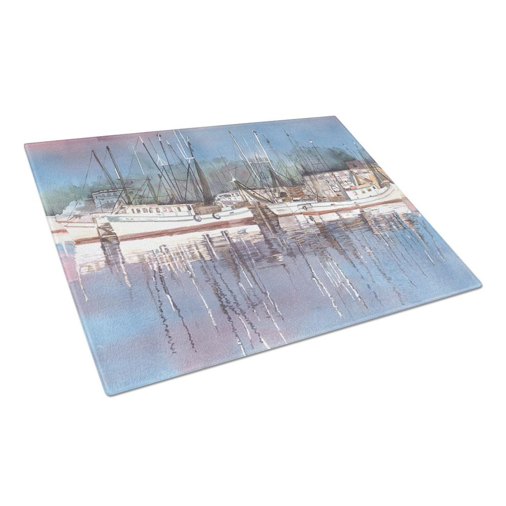 Harbour Tempered Glass Large Cutting Board