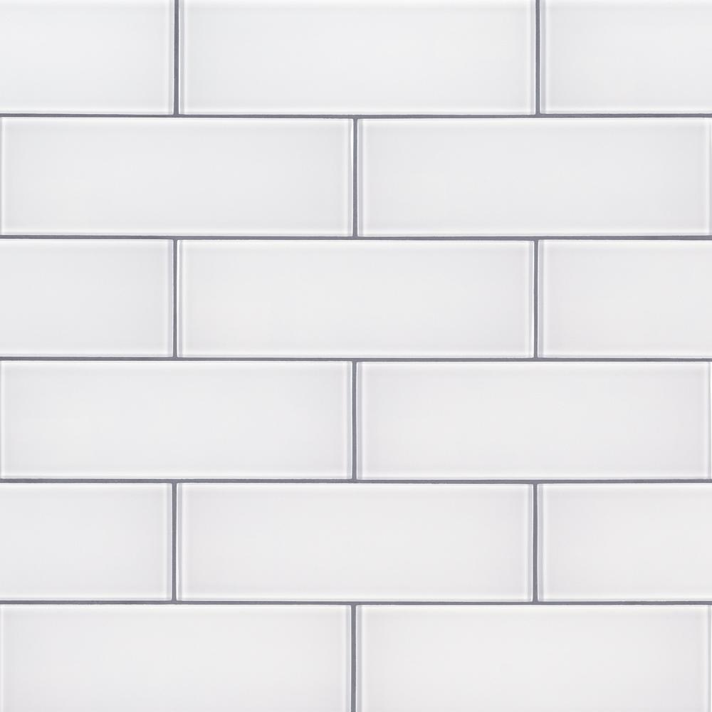 X 9 In 8mm Glossy Gl Wall Tile