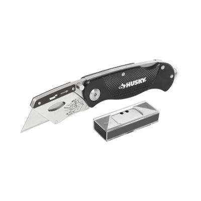 Folding Lock-Back Utility Knife