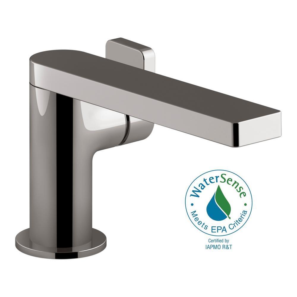 KOHLER Composed Single Hole Single-Handle Bathroom Faucet with Lever ...