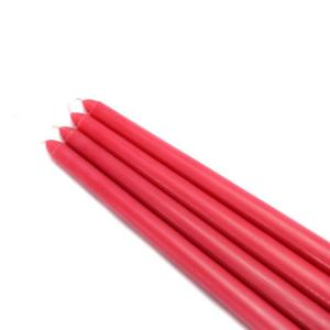 12 in. Red Taper Candles (12-Set)