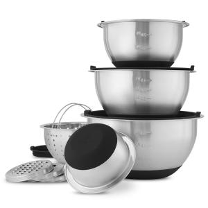Wolfgang Puck 12-Piece Mixing Bowl and Prep Set by Wolfgang Puck