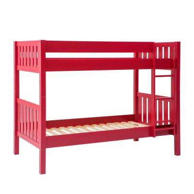 Red - Twin - Beds & Headboards - Bedroom Furniture - The Home Depot