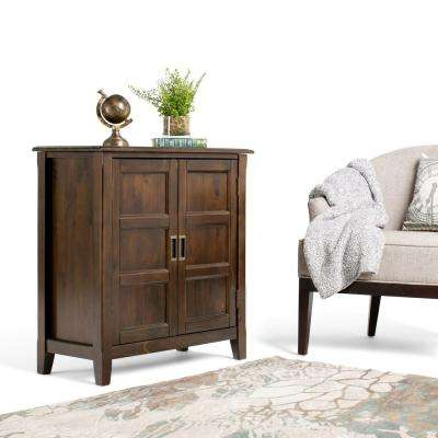 Burlington Espresso Brown Storage Cabinet