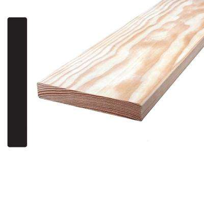 Douglas Fir S4SE4E 1 in. x 5 in. x 96 in. Mixed Grain Board