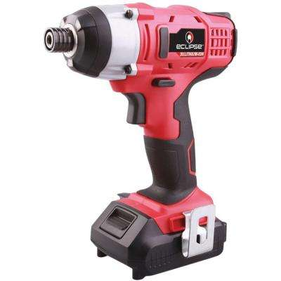 20-Volt Lithium-Ion 1/4 in. Cordless Impact Driver