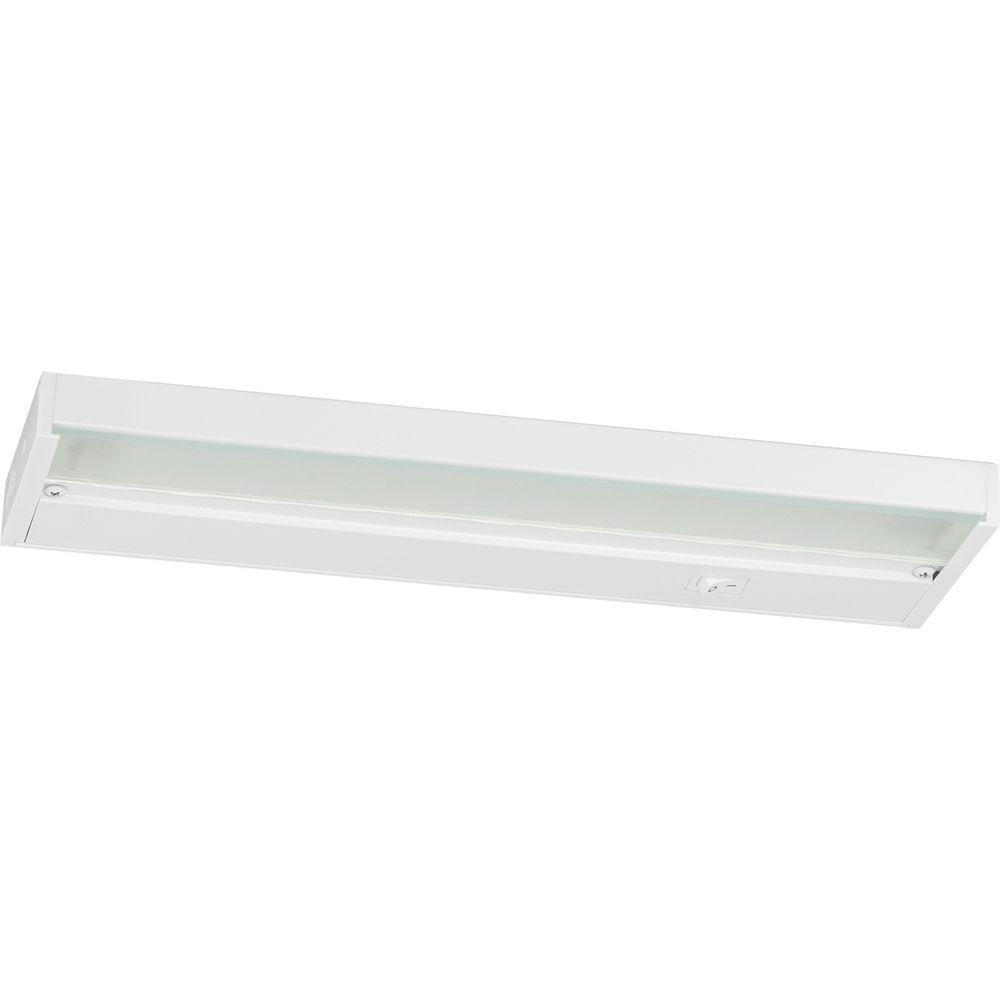 12 in. White LED Under Cabinet Light