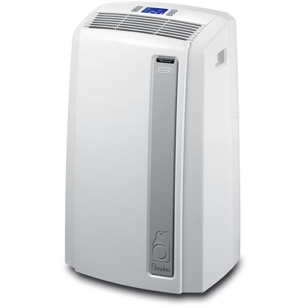 Delonghi portable air conditioner and heater - Delonghi Pinguino Smart 14 000 Btu Portable Air Conditioner With Dehumidifier Remote And Wifi Pac An140ekf The Home Depot