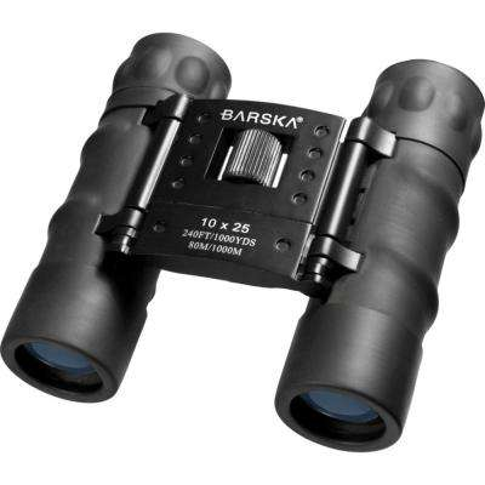 Style 10 mm x 25 mm Compact Binoculars