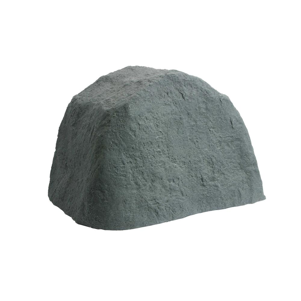 Algreen Algreen Large Decorative Rock Cover and Garden Feature in Charcoalstone