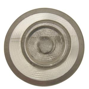 Danco Mesh Kitchen Sink Strainer in Stainless Steel-Value Pack by DANCO