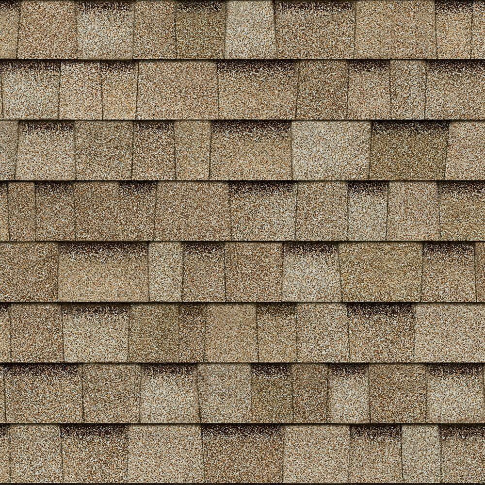 Owens Corning Oakridge Amber Laminate Architectural Shingles 328