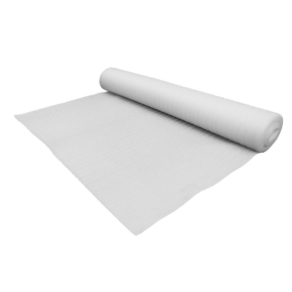 Dekorman Laminate Flooring White Foam Underlayment 2 Mm