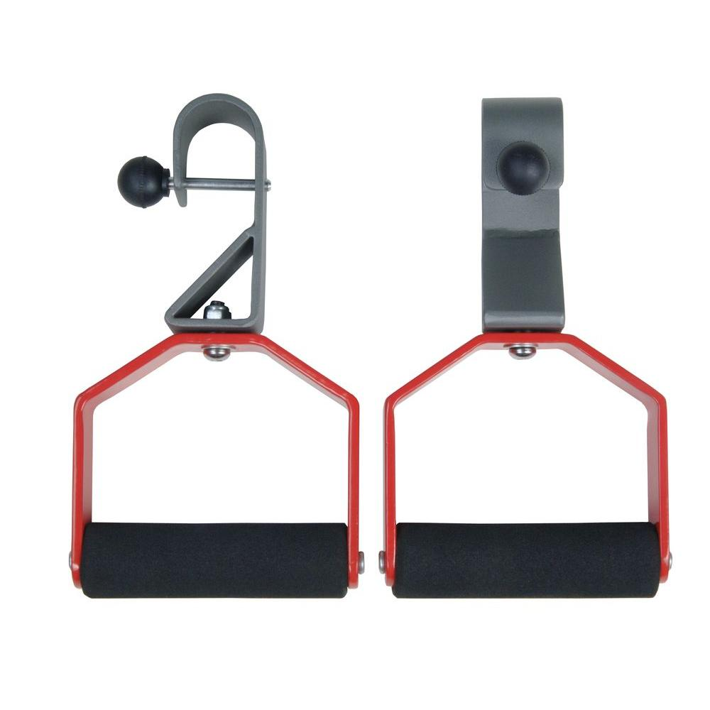 null Rotating Pull Up Handles