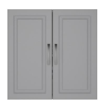 Trailwinds 24 in. Ashen Gray Wall Cabine