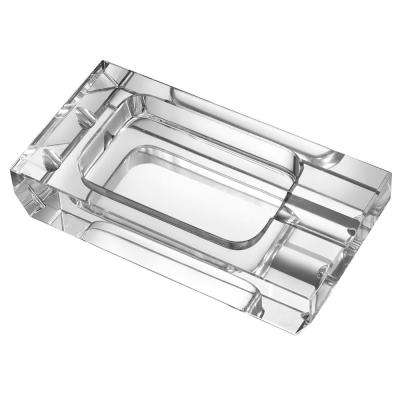 Dalis Crystal Desktop Cigar Ashtray