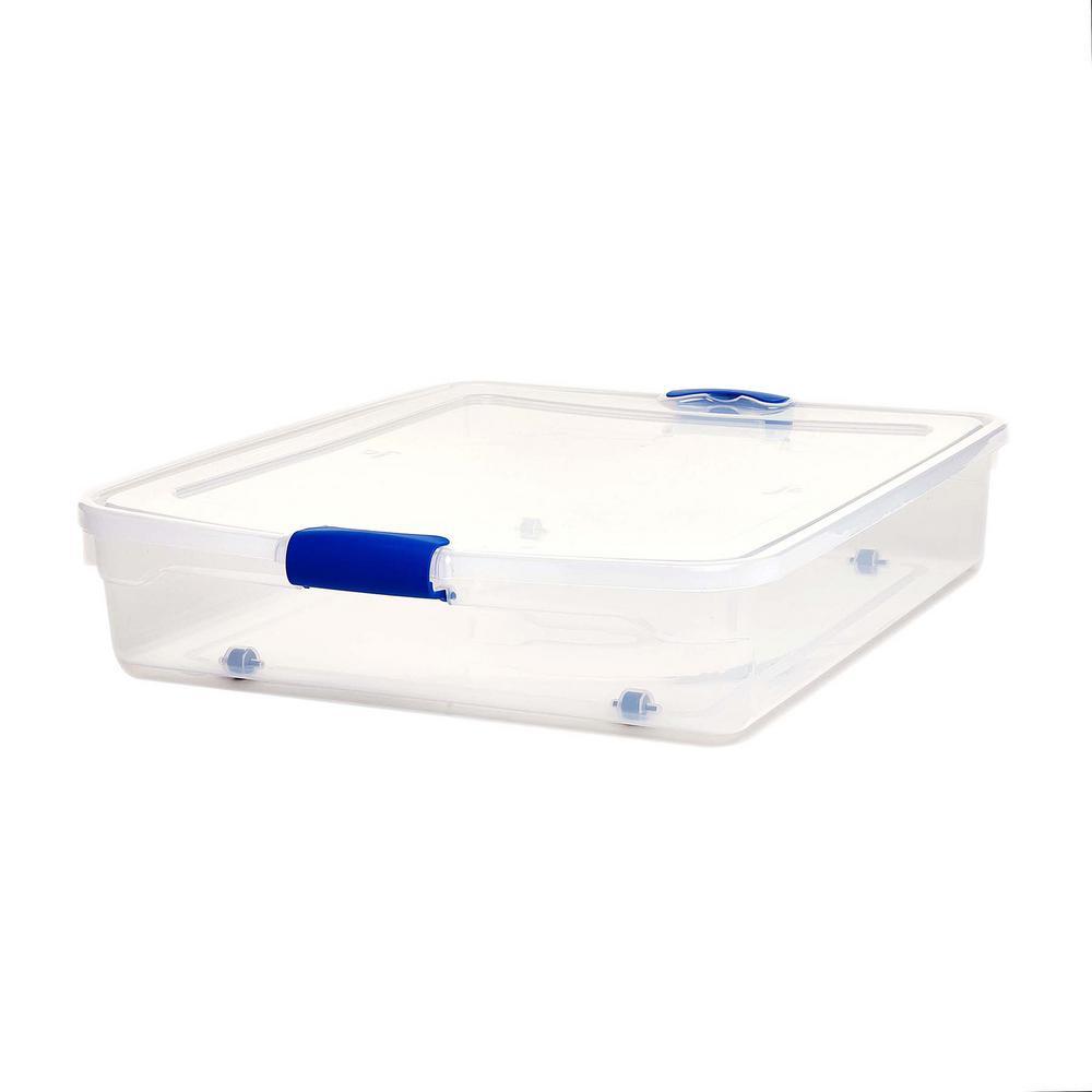 Sterilite  Qt Under Bed Storage Boxes