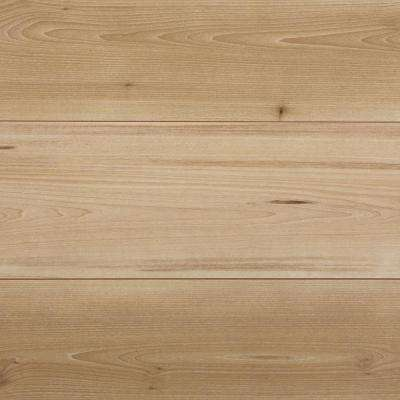 Oceanside Beechwood 12 mm Thick x 7-19/32 in. Wide x 50-25/32 in. Length Laminate Flooring (18.76 sq. ft. / case)