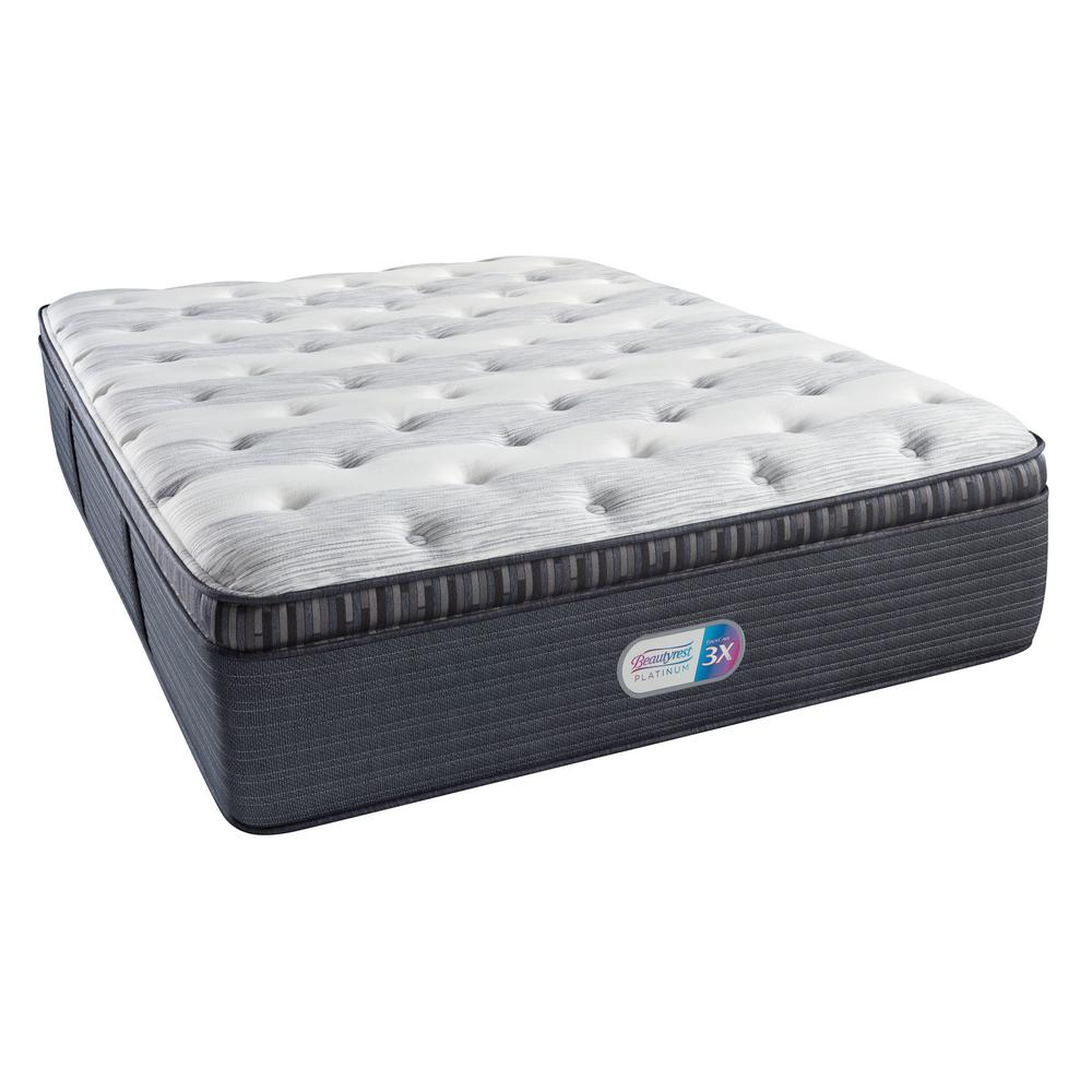 Platinum Haven Pines Plush Pillow Top Queen Mattress