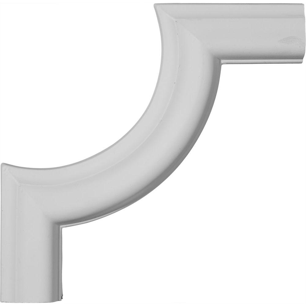 8-1/8 in. x 3/4 in. x 8-1/4 in. Aberdeen Panel Moulding