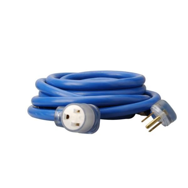 Extension cord 12//3 AWG Heavy Duty 15 Amp 125 Volt EX-12//3-25FT US Made