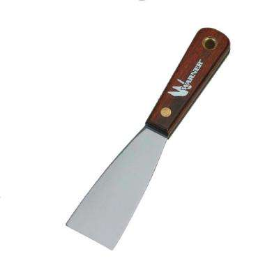 1-1/2 in. Flex Putty Knife with Rosewood Handle