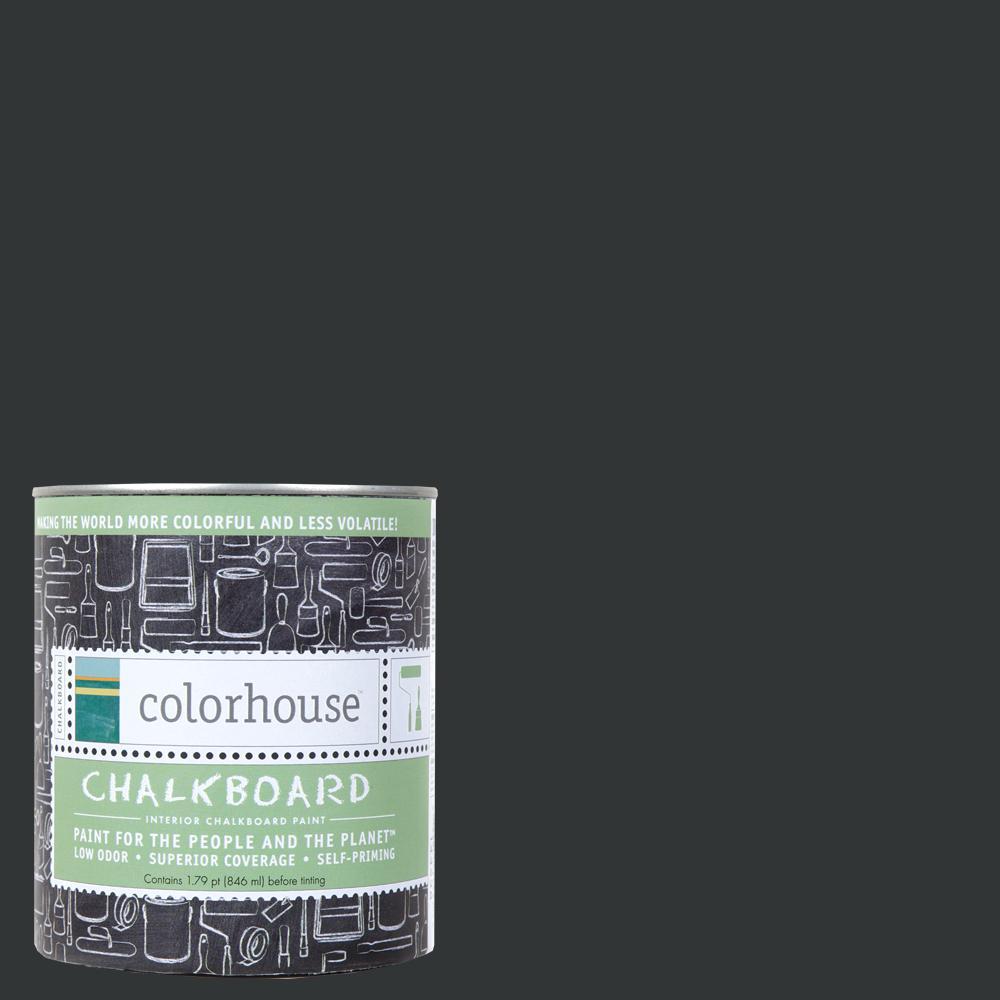 1 qt. Nourish .06 Interior Chalkboard Paint