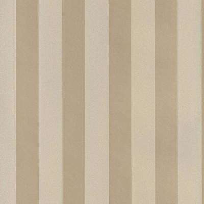 Matte Shiny Stripe Wallpaper