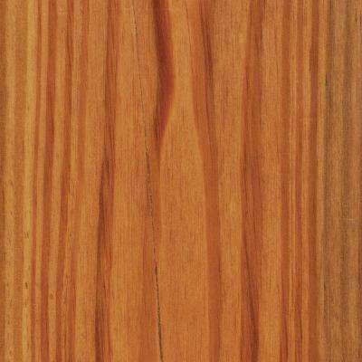 Take Home Sample - Heart Pine Amber Engineered Hardwood Flooring - 5 in. x 7 in.
