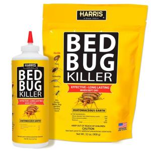 Harris 8 oz and 32 oz Bed Bug Killer Refill Value PackDEREFILL