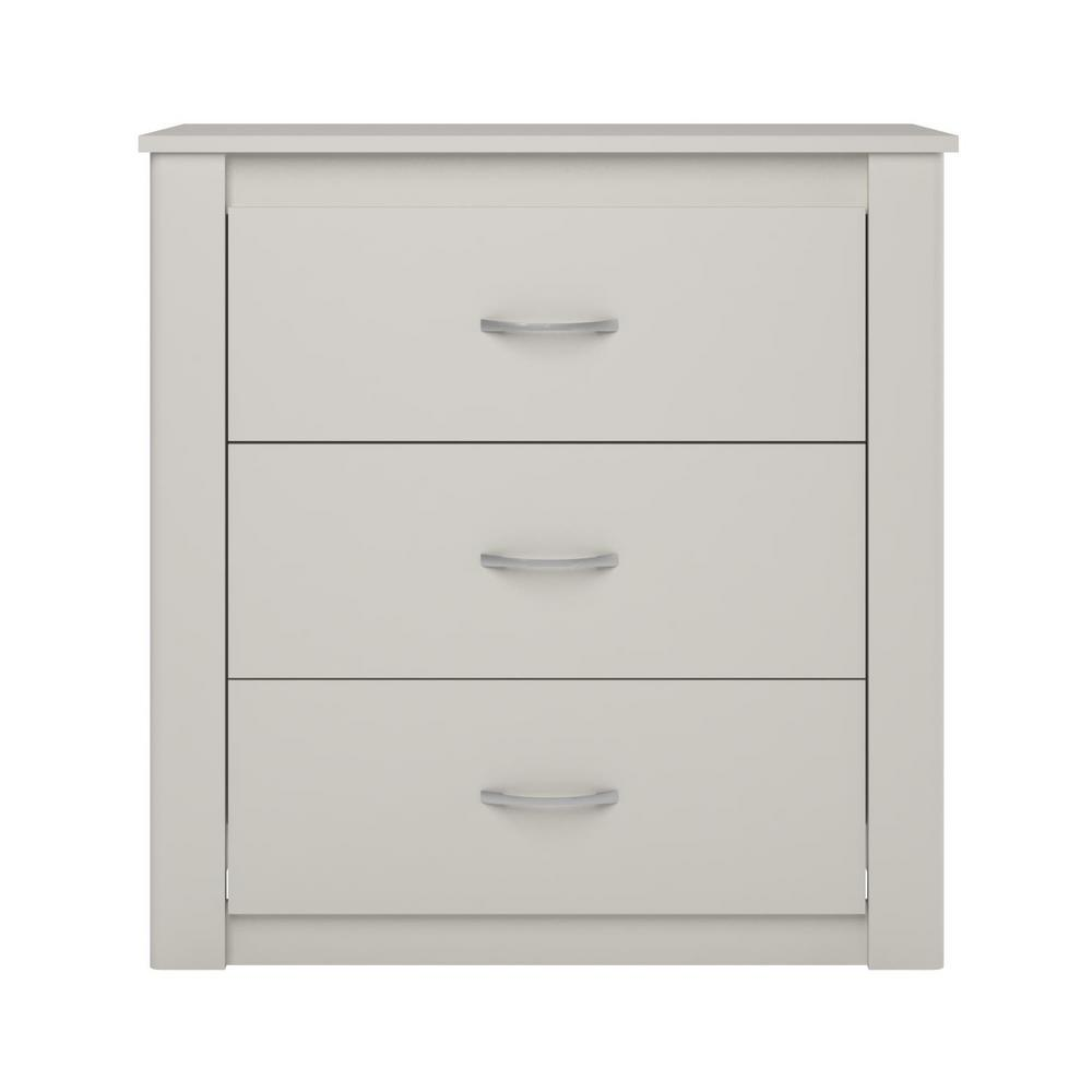 Ameriwood Home White Drawer Dresser Kenya
