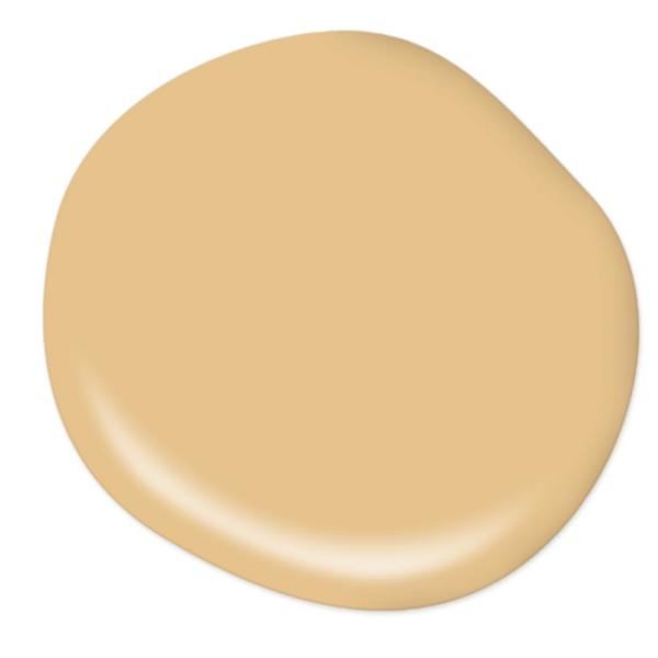 Reviews For Behr Marquee 1 Gal T17 02 Gold Hearted Matte Interior Paint Primer 145401 The Home Depot