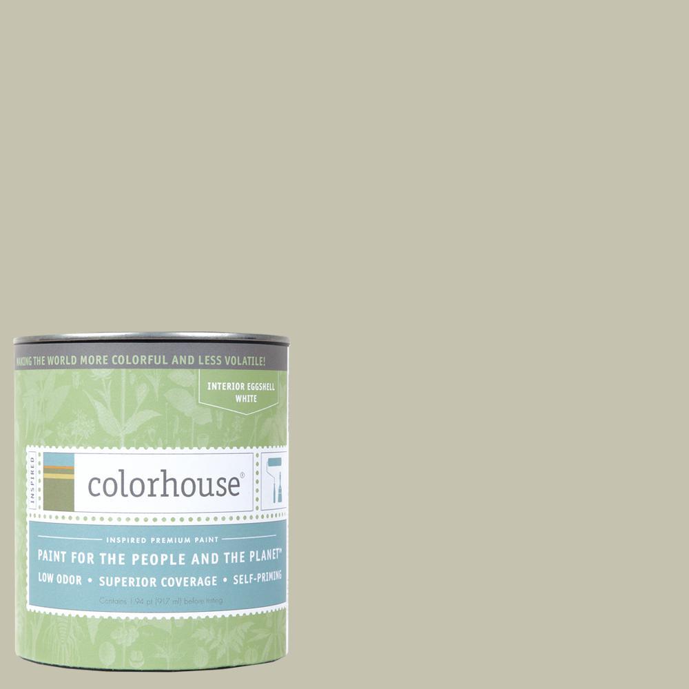 1 qt. Nourish .02 Eggshell Interior Paint