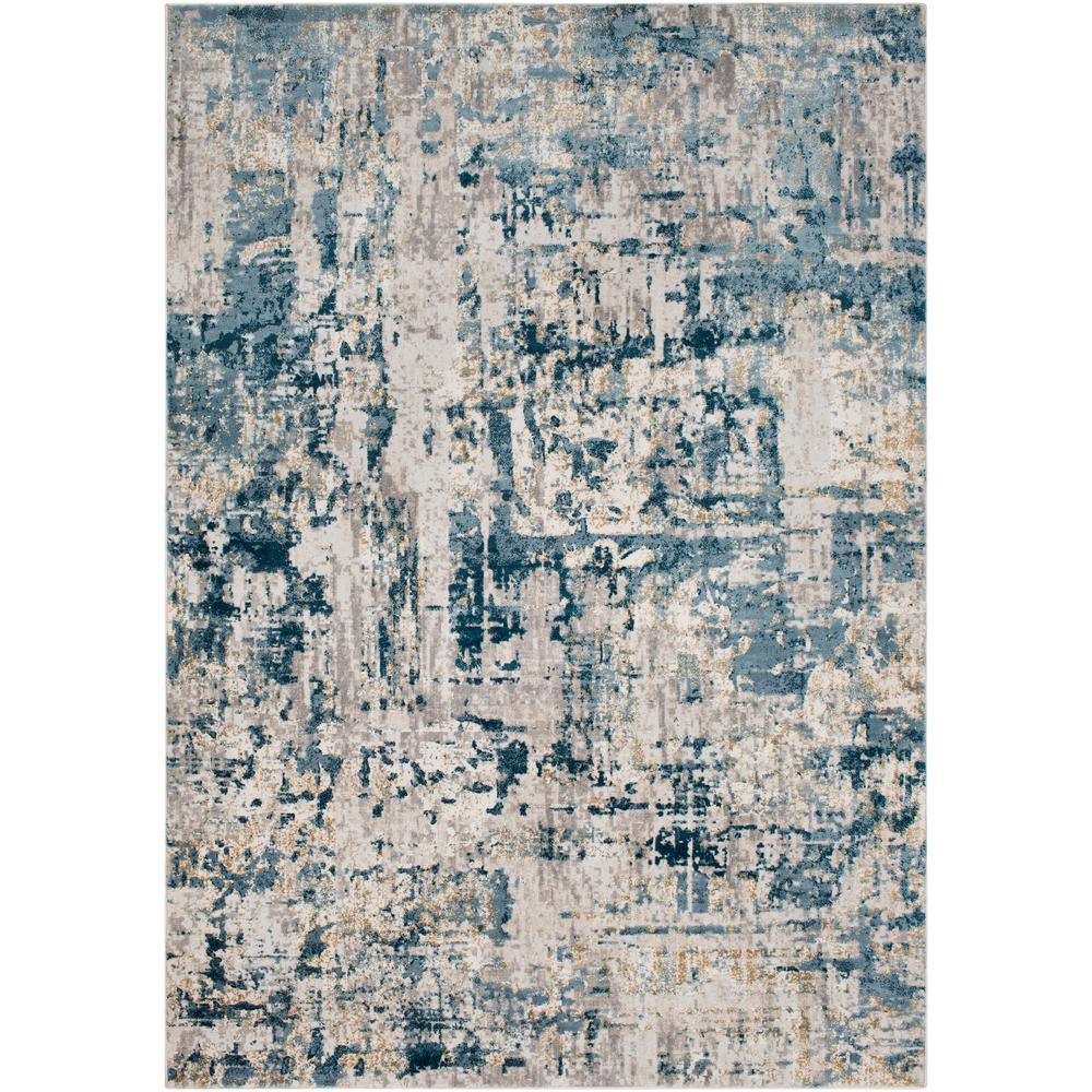 Artistic Weavers Fortunata Blue 5 Ft 3