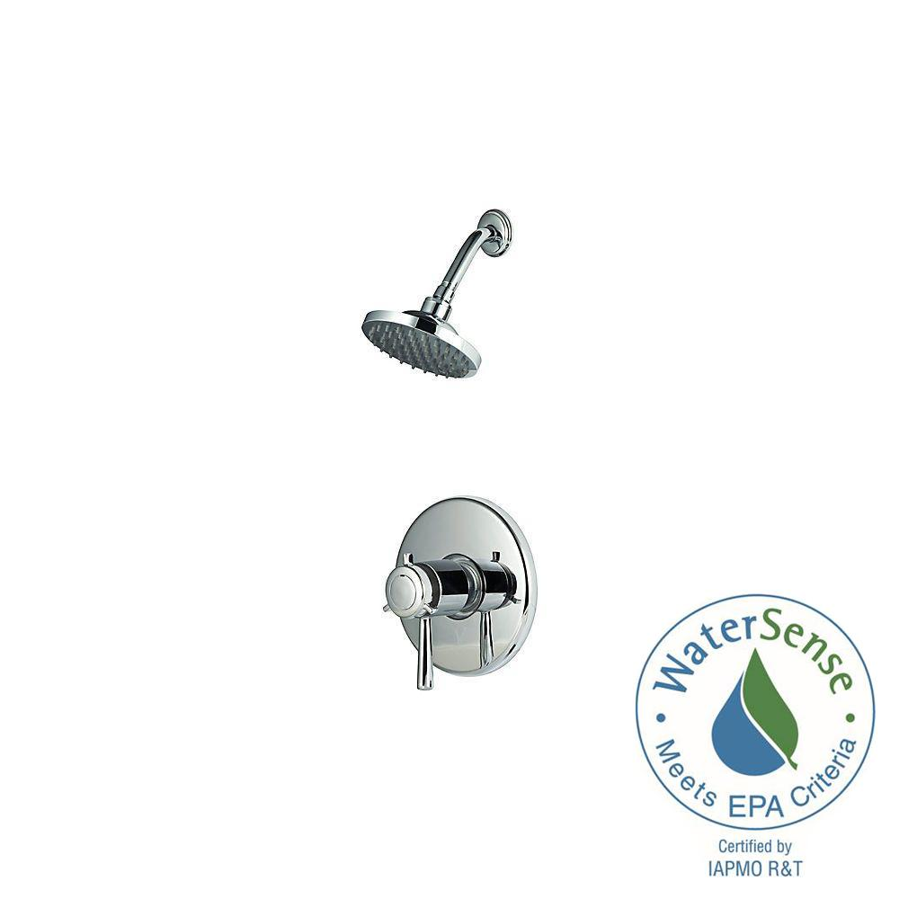 Pfister Thermostatic Shower Systems 1-Handle Shower Faucet Trim Kit ...