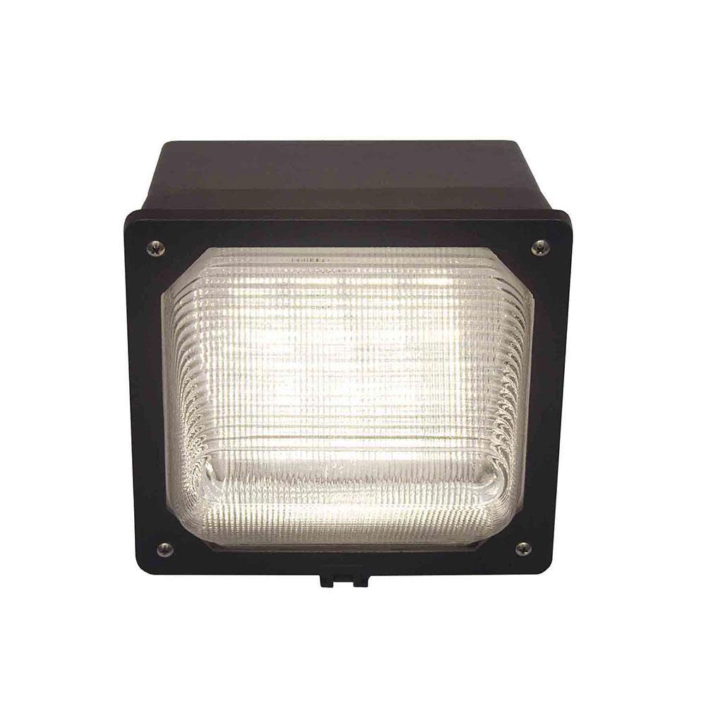 20-Watt Integrated LED Wall Pack, 2000 Lumens, Dusk to Dawn Outdoor Light