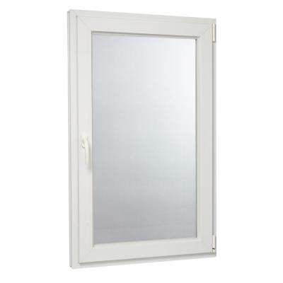 29.75 in. x 47.75 in. 88000 Series Right-Hand Inswing / Tilt in Vinyl Window - White