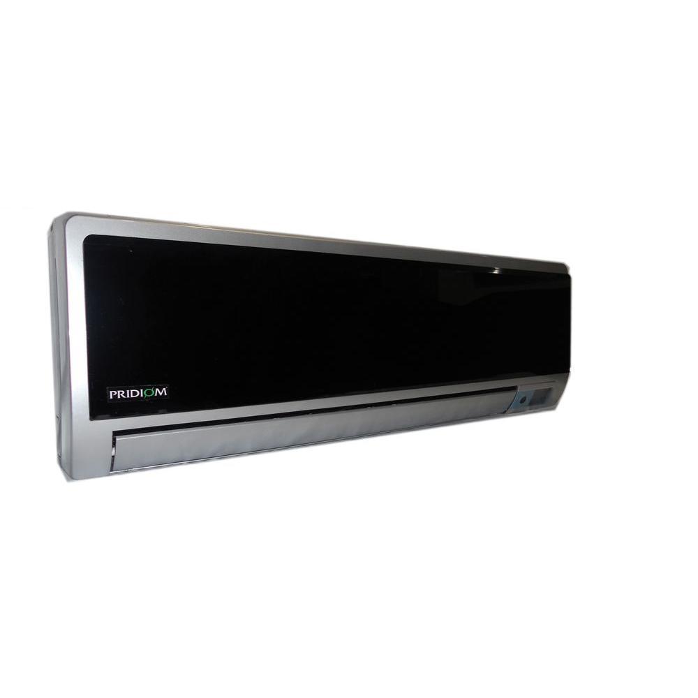 Pridiom 39,000 BTU Mini Split Air Conditioner with Heat