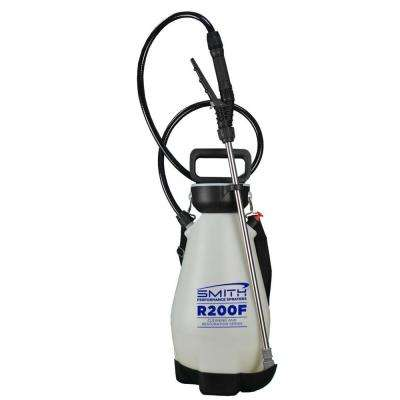 2 Gal. Cleaning and Restoration Foaming Compression Sprayer