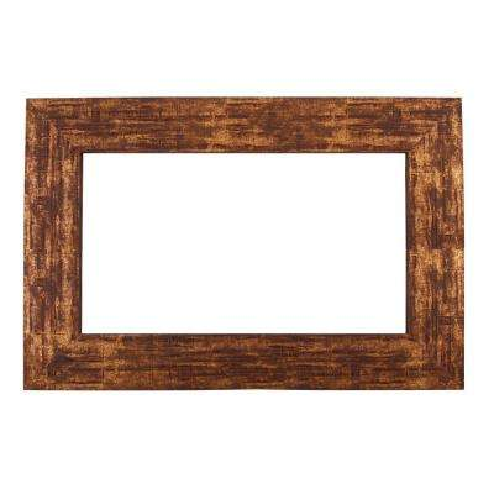 Sonoma 48 in. x 36 in. DIY Mirror Frame Kit in Espresso - Mirror Not Included
