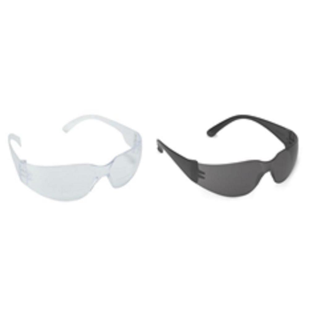 3 Total Pair Cordova Gray Bulldog Wrap Around Safety Glasses