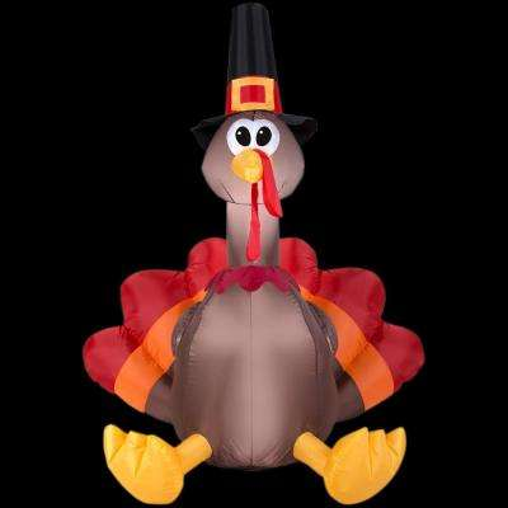 5 ft. Inflatable Turkey