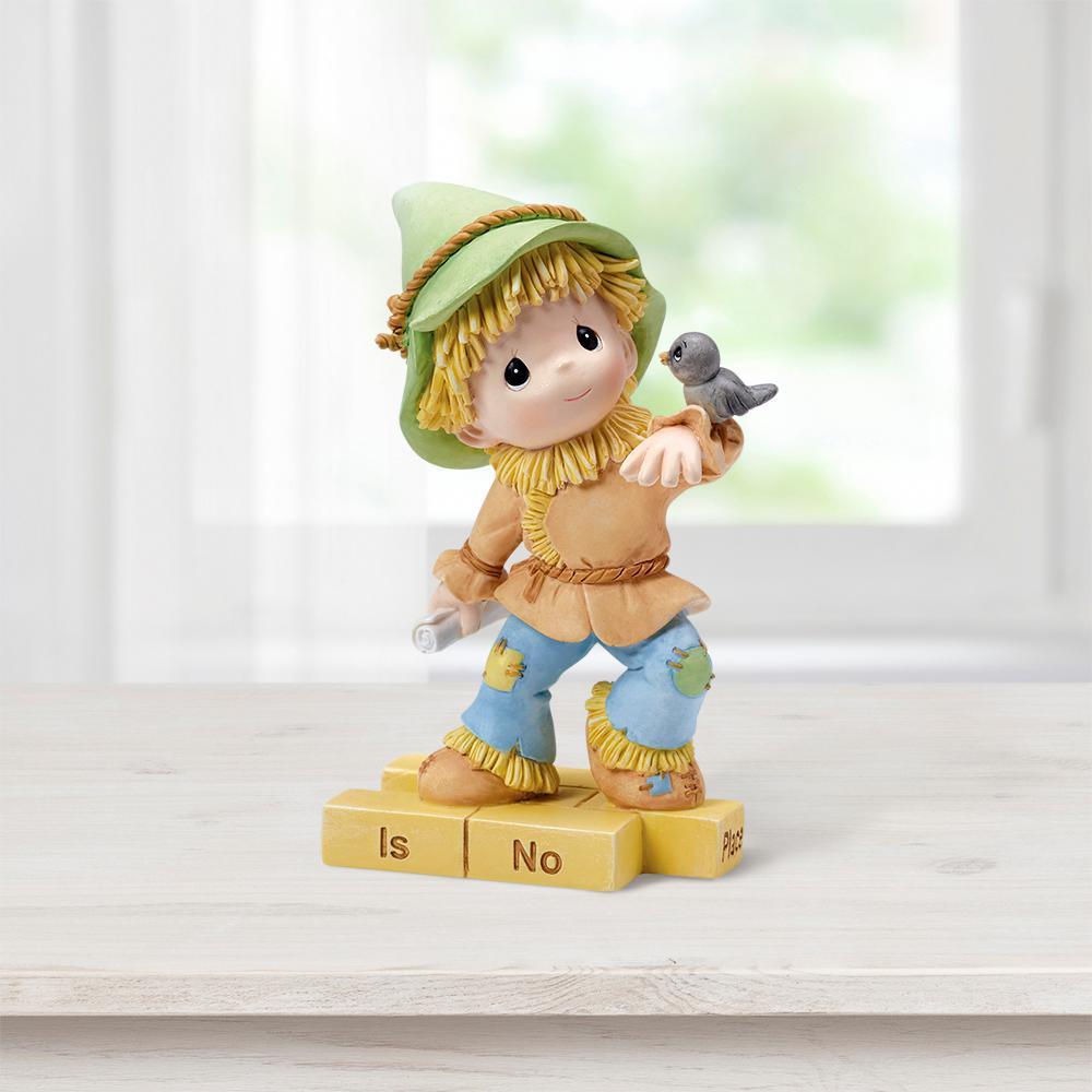 Tabletop Scarecrow Resin The Wonderful World of Oz Figurine