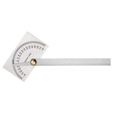 Stainless Steel Protractor