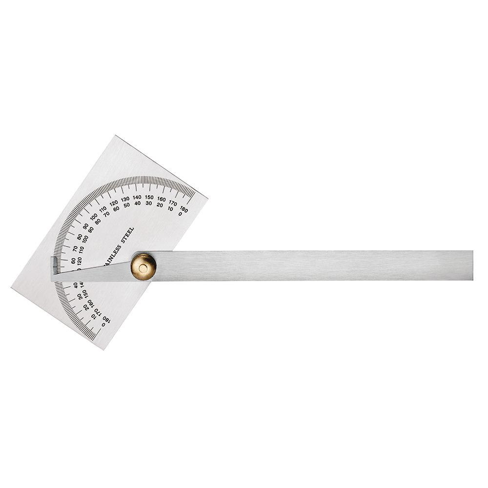 Empire Stainless Steel Protractor